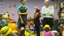 WATCH: Aussie cricket team visits Smile Foundation in Joburg