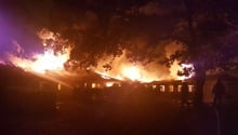 WATCH: Fire destroys babies section of children's home in KZN
