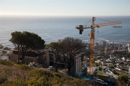 Cyril Ramaphosa Is Quietly Building A Sprawling Mansion On His R30 Million Plot In Cape Town