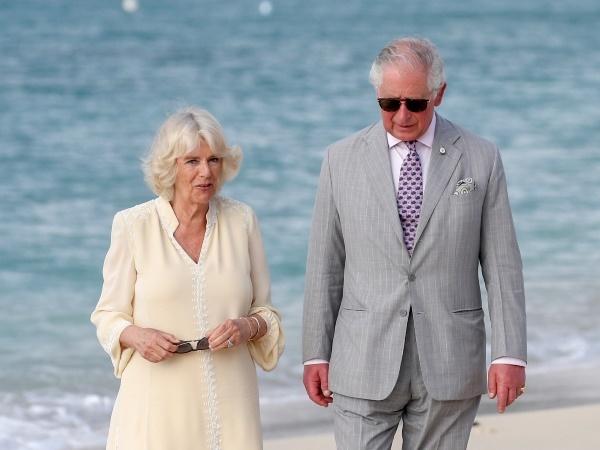 Prins Charles en Camilla. Foto: Gallo Images/Getty