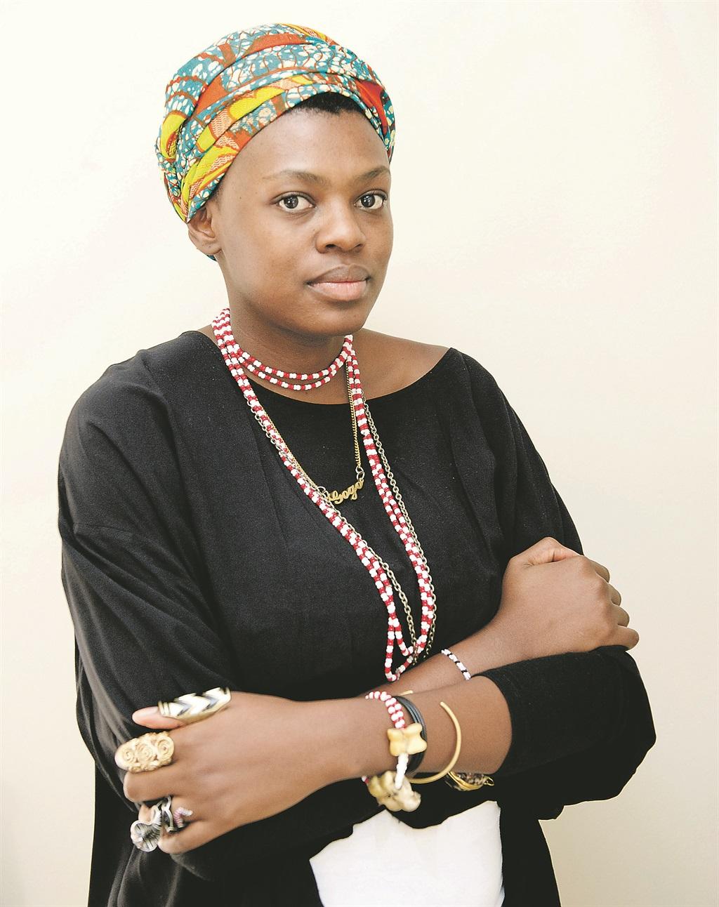 CELEBRITY SANGOMA Nokulinda Gogo Mkhize