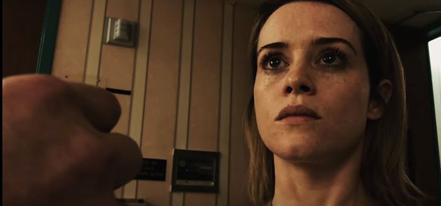 Claire Foy in Unsane. (Screengrab: YouTube)