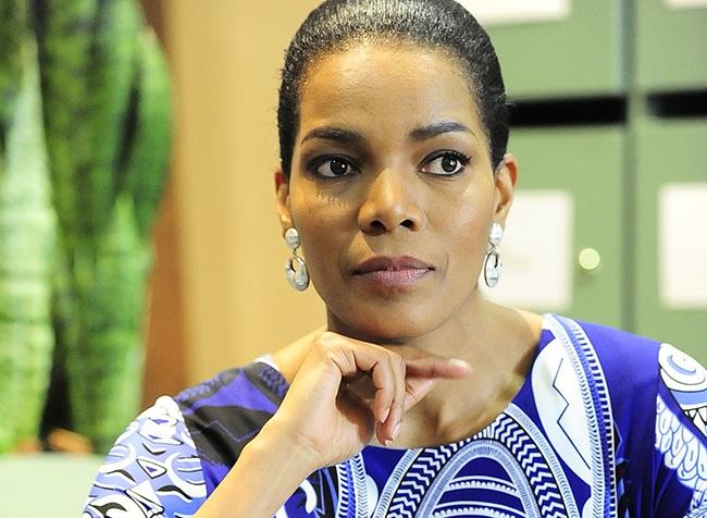 Connie Ferguson. (Photo: Gallo Images / Sowetan / Thulani Mbele)