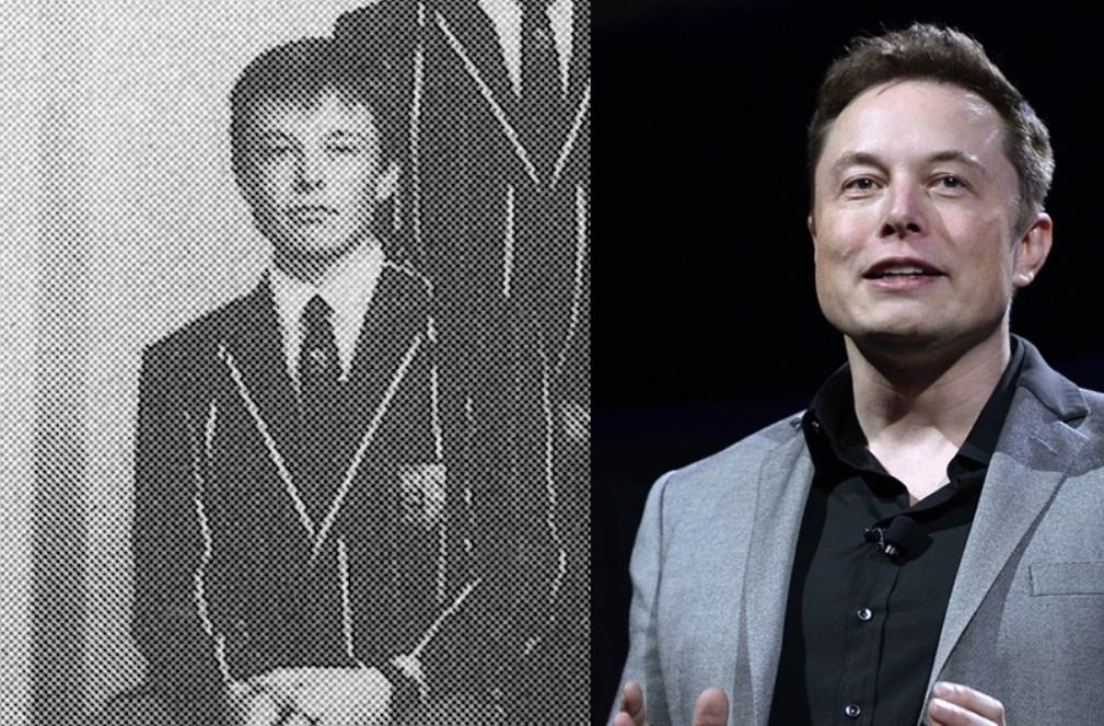 Elon Musk's mom shares his aptitude test results from University of Pretoria - Business Insider South Africa