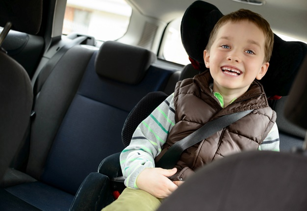 Is Your Child Wearing A Seatbelt Few Sa Parents Obey This Law Aa Wheels24