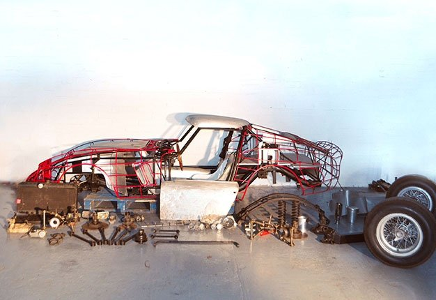Build Your Own Frankenstein Ferrari A Complete Kit Of Rare Gto Parts Up Worth Millions For Auction Wheels24