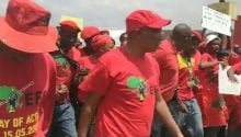 WATCH: Nurses are 'grumpy' because they are overworked and underpaid - Malema