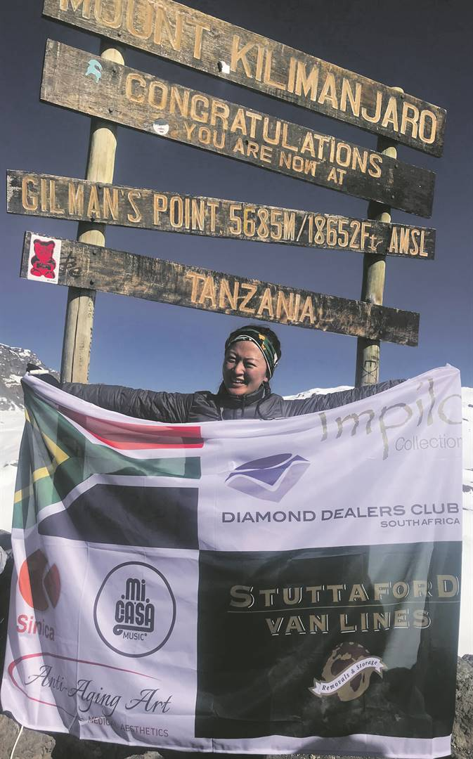 I have decided to step up and show up by climbing Kilimanjaro – Madonsela | City Press