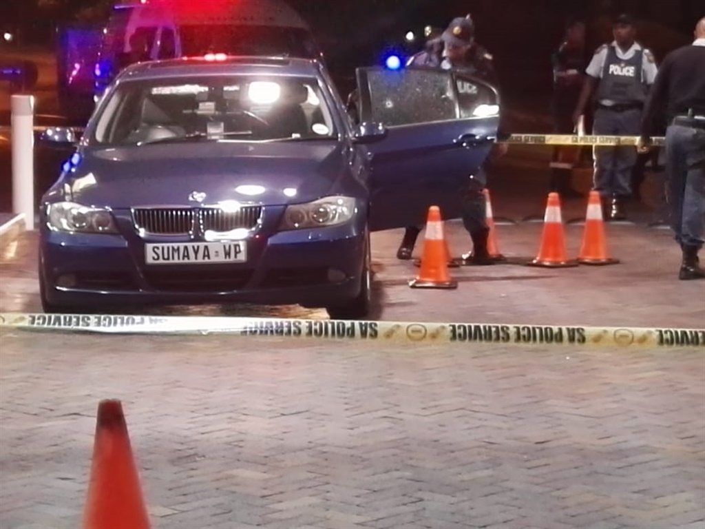 Four men have been arrested after a man was shot dead at a Kenilworth petrol station. (Supplied)