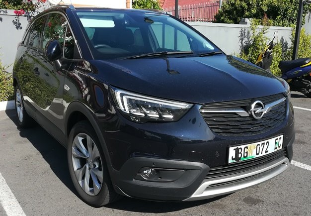 review opel crossland   litre turbo cosmo driven