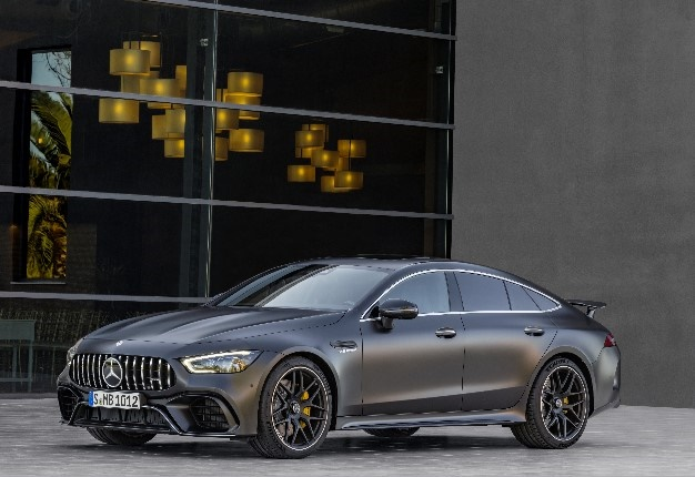 New Mercedes Suv >> Geneva show: New Mercedes-AMG GT coupe... with four-doors | Wheels24