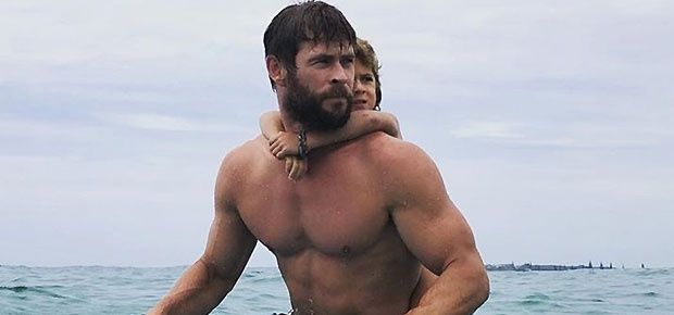 Watch Now You Can Be Just As Ripped As Chris Hemsworth Thanks To