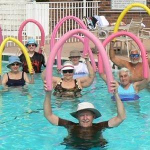 Exercise keeps seniors mentally fit