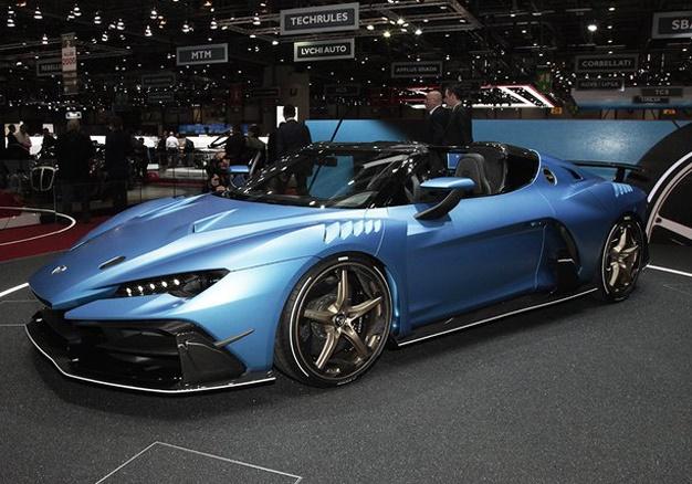 high end sports cars gleam at geneva auto show wheels24. Black Bedroom Furniture Sets. Home Design Ideas