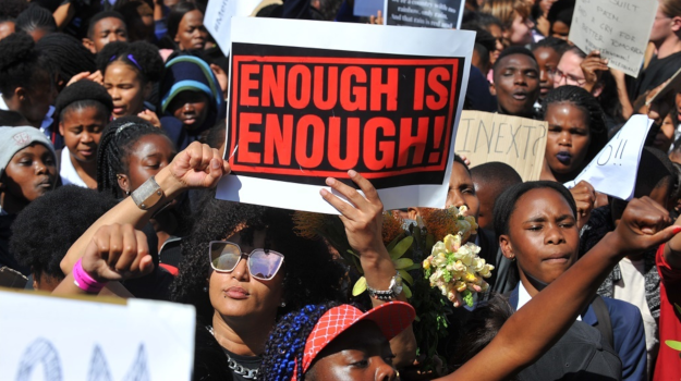 Gender based violence  continues to be a scourge in South Africa. (Gallo Images/Ziyaad Douglas)