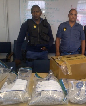 Police find drugs with a street value of R1.9m in Gugulethu. (Saps)