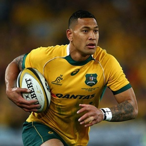 Israel Folau (Getty Images)