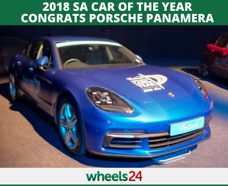 Why The Porsche Panamera Deserves The 2018 Sa Car Of The Year Title Wheels24