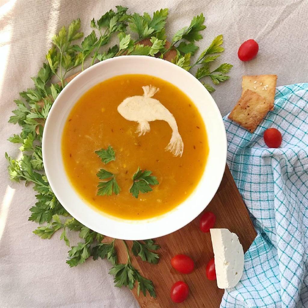 aniseeds, women Wednesday, food art