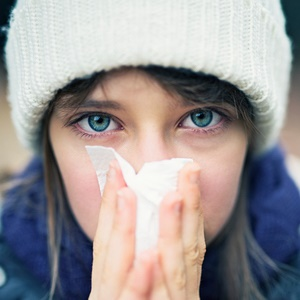 Is your sinus worse in winter? There are several reasons for that.
