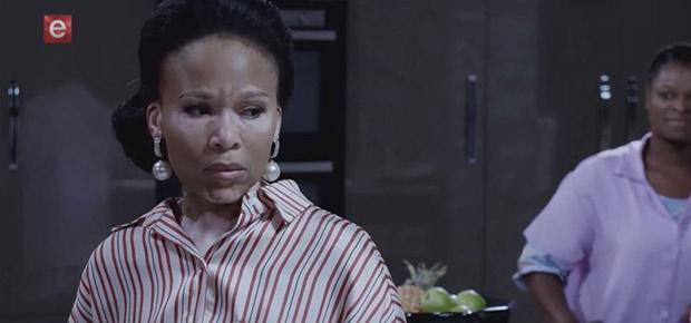 Leleti Khumalo in Imbewu: The Seed. (Screengrab: YouTube)
