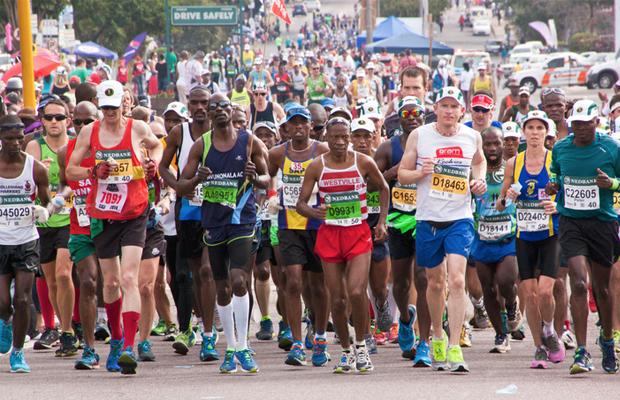 Comrades, marathon, runners, athletes, runners, fi