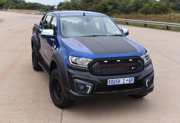 Finance Auto Sales >> Phew, what a bakkie! Ford's Ranger gets Roush treatment in SA | Wheels24