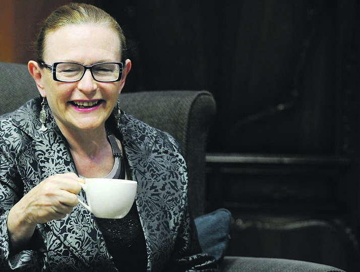 Helen Zille: I am actually a softie | City Press