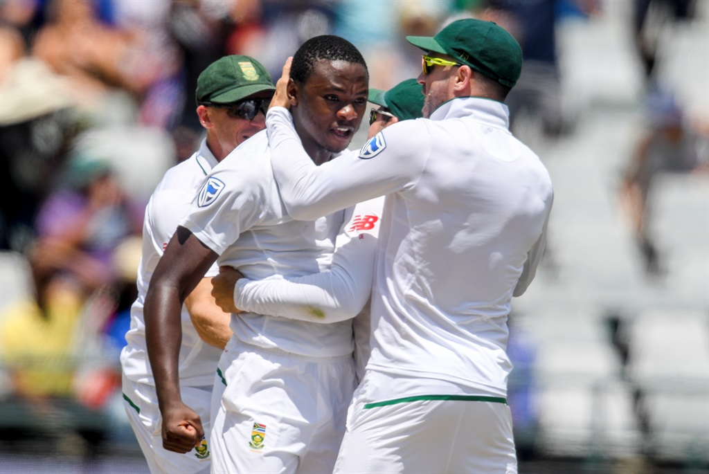 Rabada's suspension overturned, he will play remaining Tests against Australia