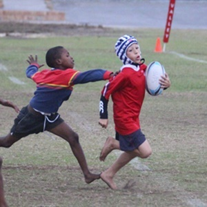 Rugby at Sun Valley Primary School