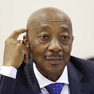 Tom Moyane, Photo by Gallo Images / The Times / Es