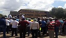 WATCH: Ekurhuleni Taxi Industry unhappy with Masina as mayor