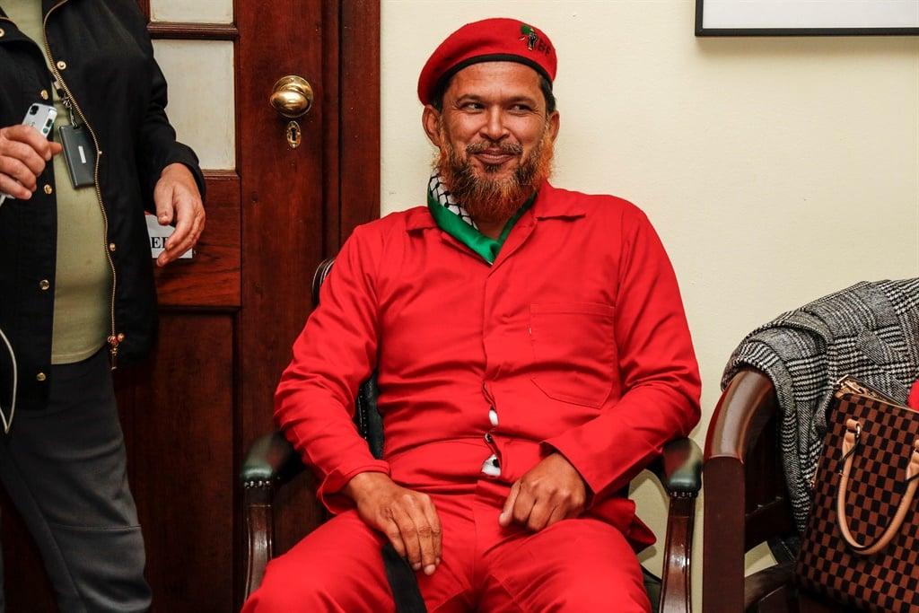 The EFF's Nazier Paulsen.