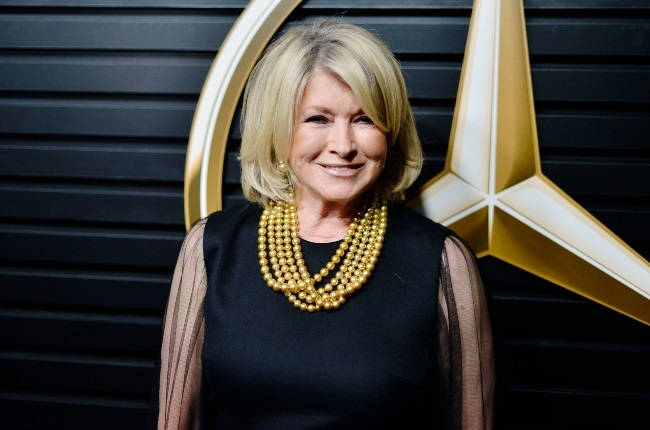 Martha Stewart attends the 2020 Mercedes-Benz Annual Academy Viewing Party. Photographed by Jerod Harri