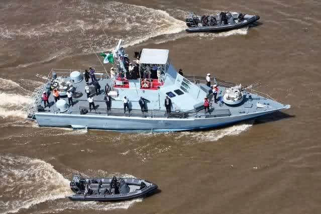 Nigerian Navy begins Exercise 'Obangame'