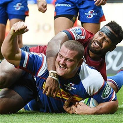 Stormers' Bok prop linked with move to England