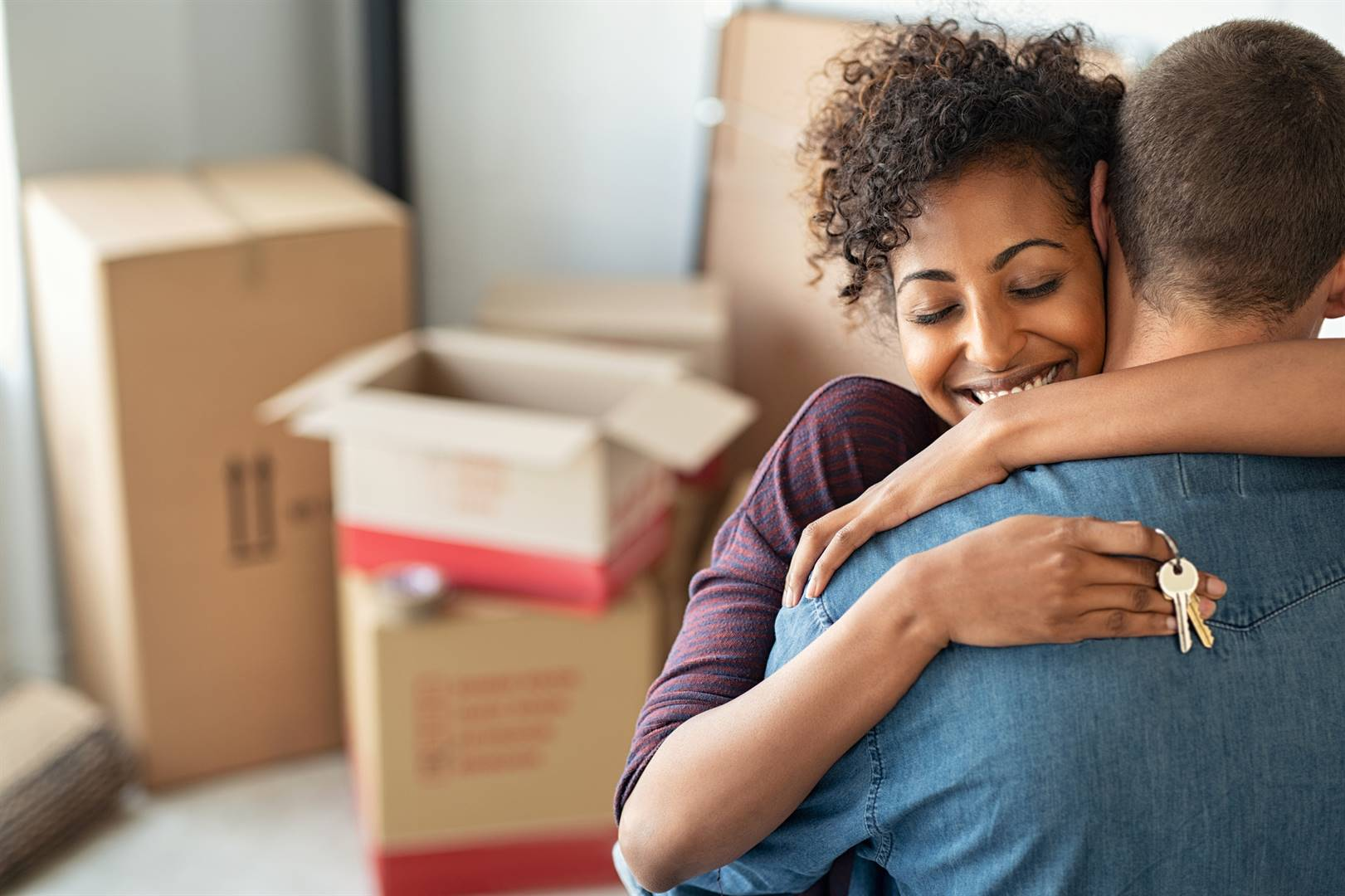 Owning your own home bring much joy, but buyers don't always factor in the numerous costs associated with it. Picture: iStock/Gallo Images