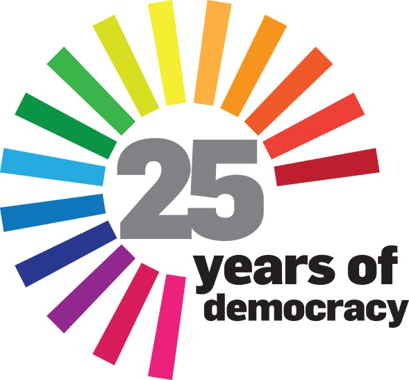 25 years of democracy in South Africa