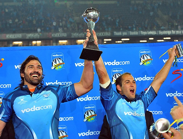 Victor Matfield and Fourie du Preez (Getty Images)