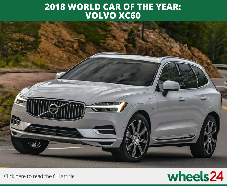 World Car Of The Year All The Winners Revealed Wheels24