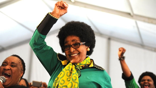 'Winnie showed that you don't need a gun or be a man to liberate SA'