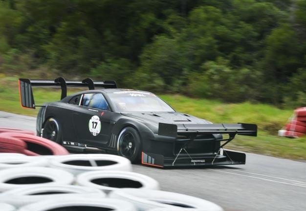 Franco Scribante - 2016 Nissan GT-R 1