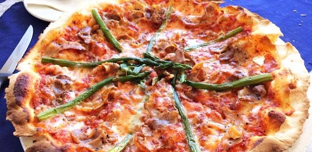 pizza,first thursdays,dinner