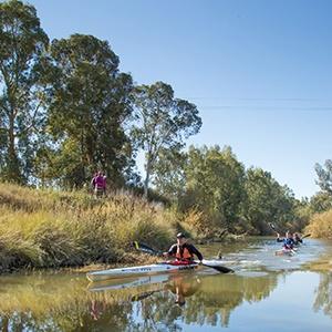 Berg River Canoe Marathon (Gameplan Media)