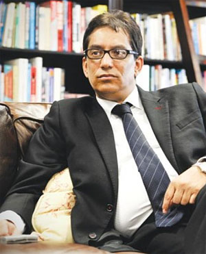 Iqbal Surve (Picture: City Press)