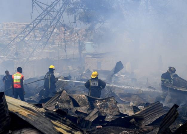News24.com | 120 people lose homes in Pretoria fire