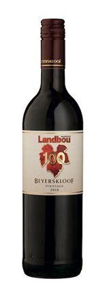 'n Spesiale LBW 100-wyn word deur Beyerskloof vir die eeufeesviering verskaf. Dié wyn is in 'n kis van ses bottels teen R800 beskikbaar.