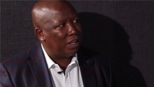 'Die Stem is a symbol of our painful past, it should not be sung' - Julius Malema