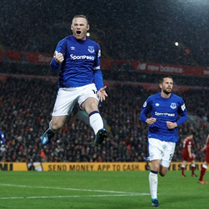Wayne Rooney (Gallo Images)