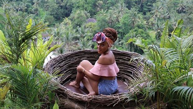 PICS: Inside Thando Thabethe's Preweddingmoon